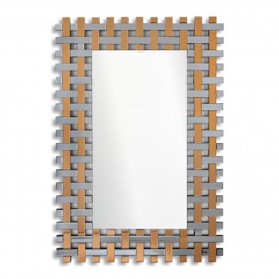 HM020A12080 - Specchio da parete intreccio