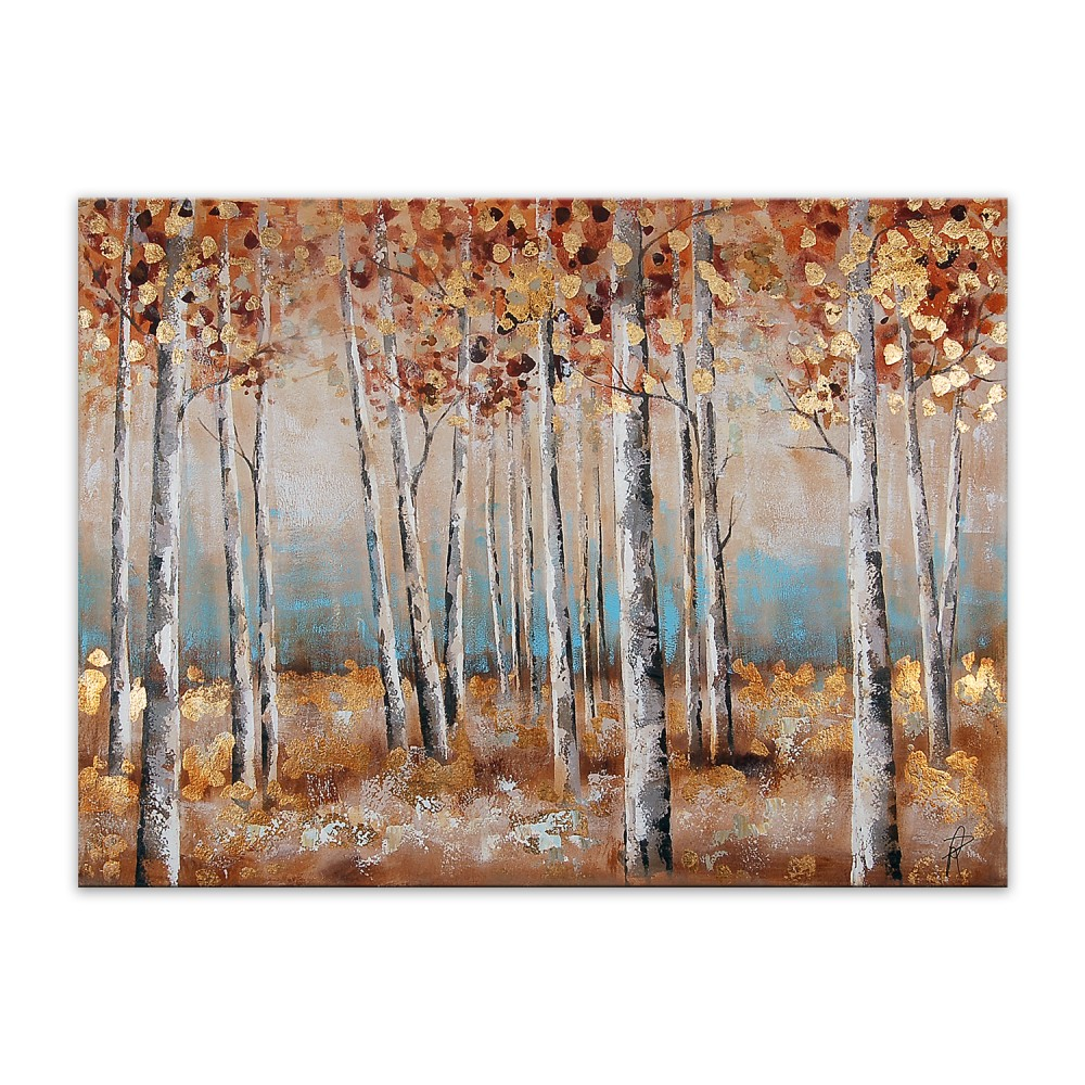 AS422X1 - Quadro Bosco autunnale