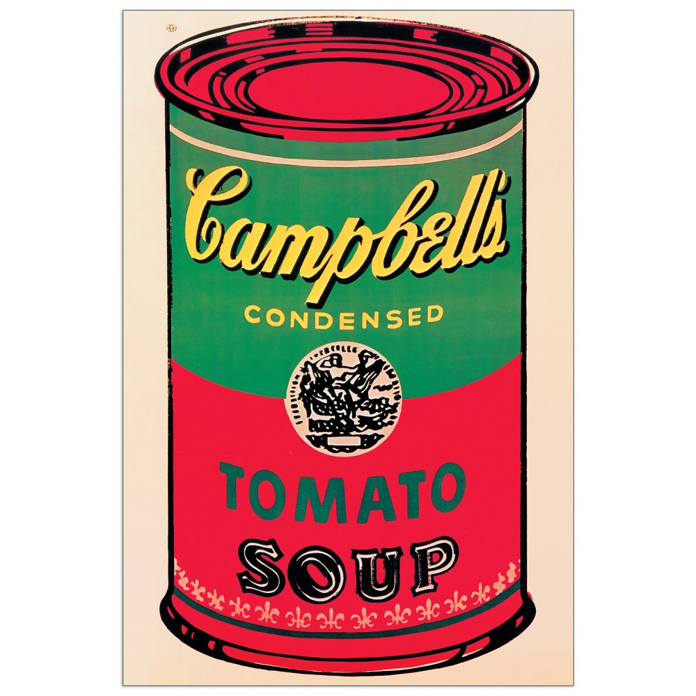 EC21548 - Campbell Soup Can 1965