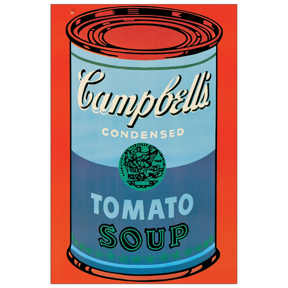 EC22085 - Campbell's Soup Can, 1965