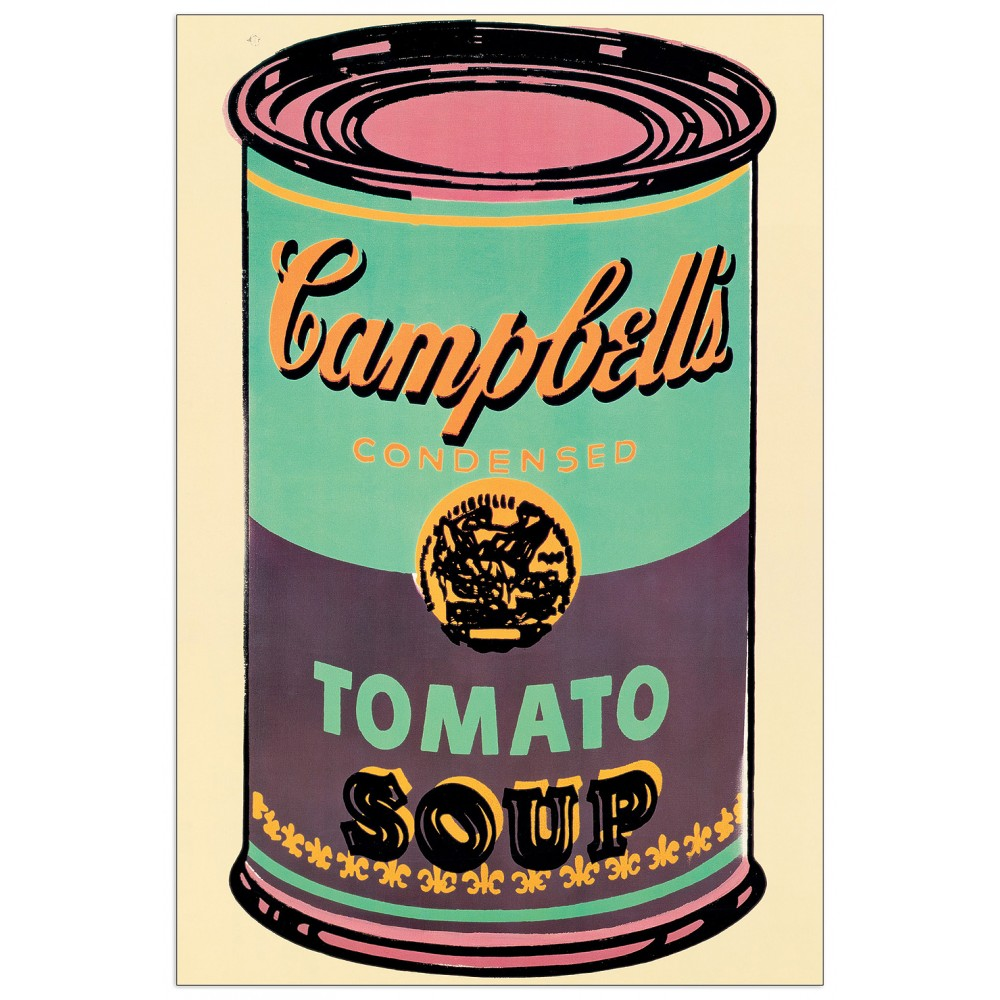 EC22086 - Campbell's Soup Can, 1965