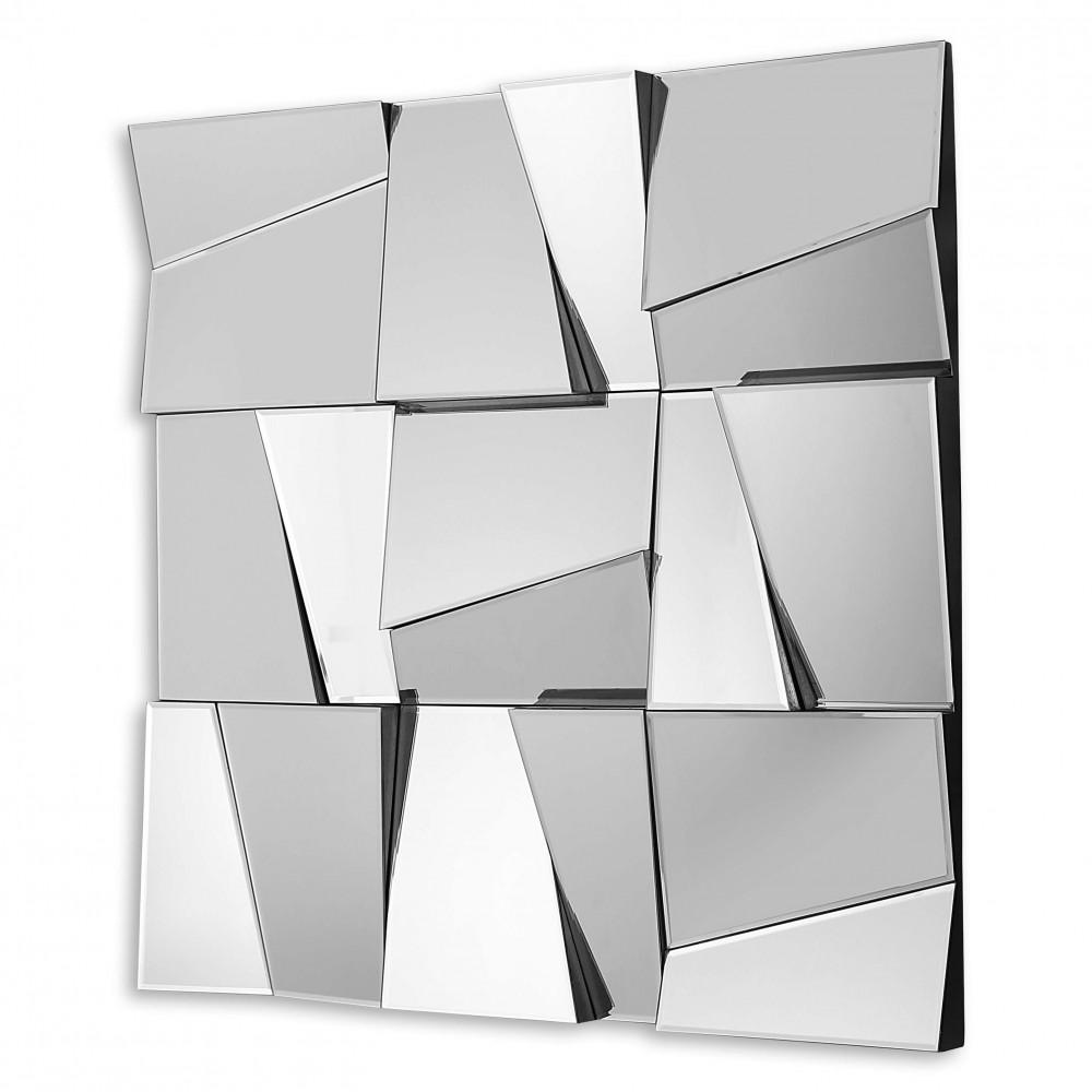 HM032A8080 - Specchio moderno figure irregolari a sbalzo