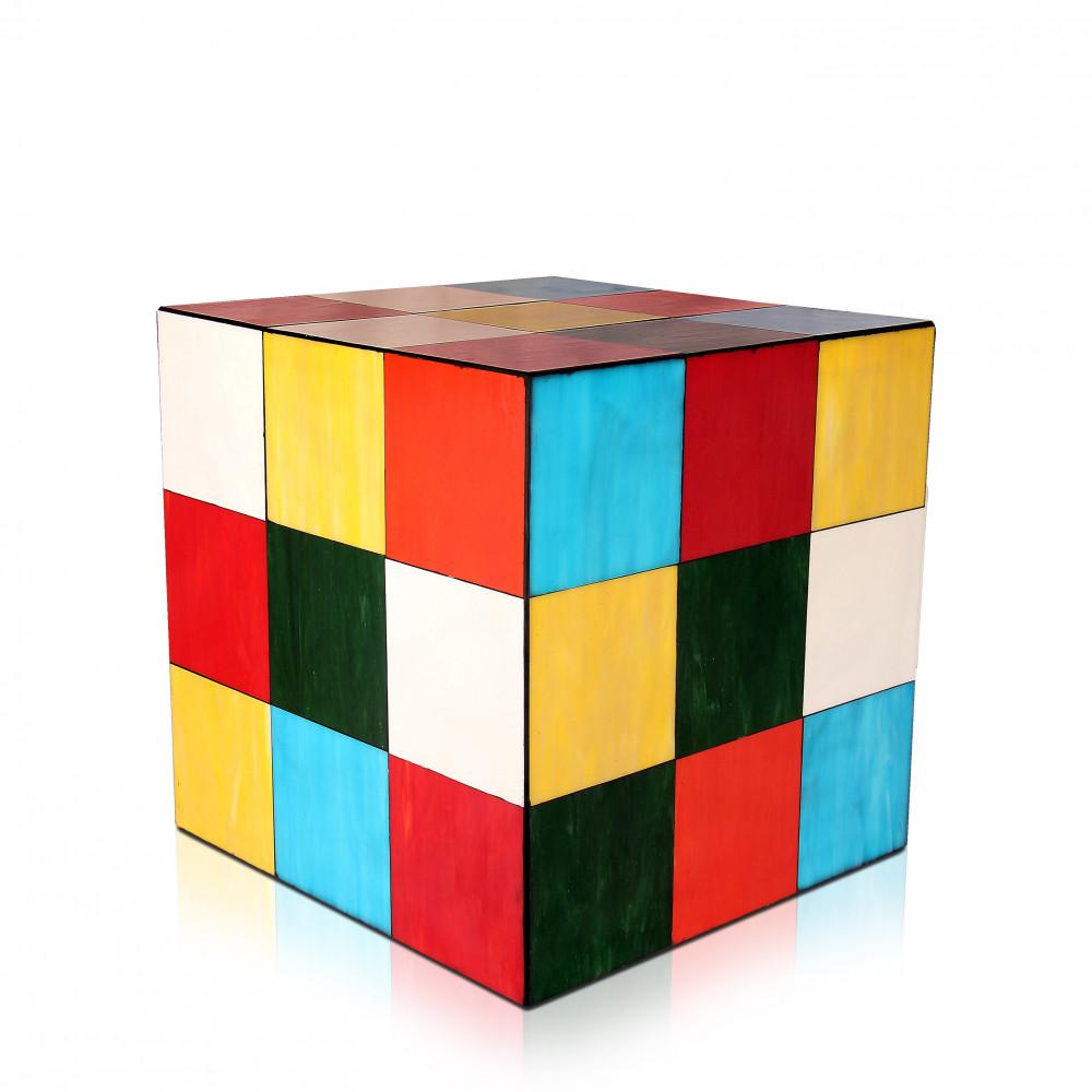 KT108MYB - Tavolino da caffè cubo Rubik