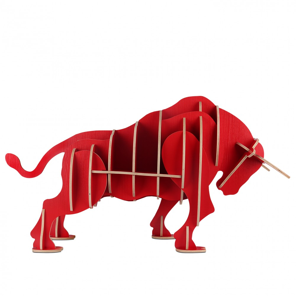 NE013FR - Mobile Toro rosso