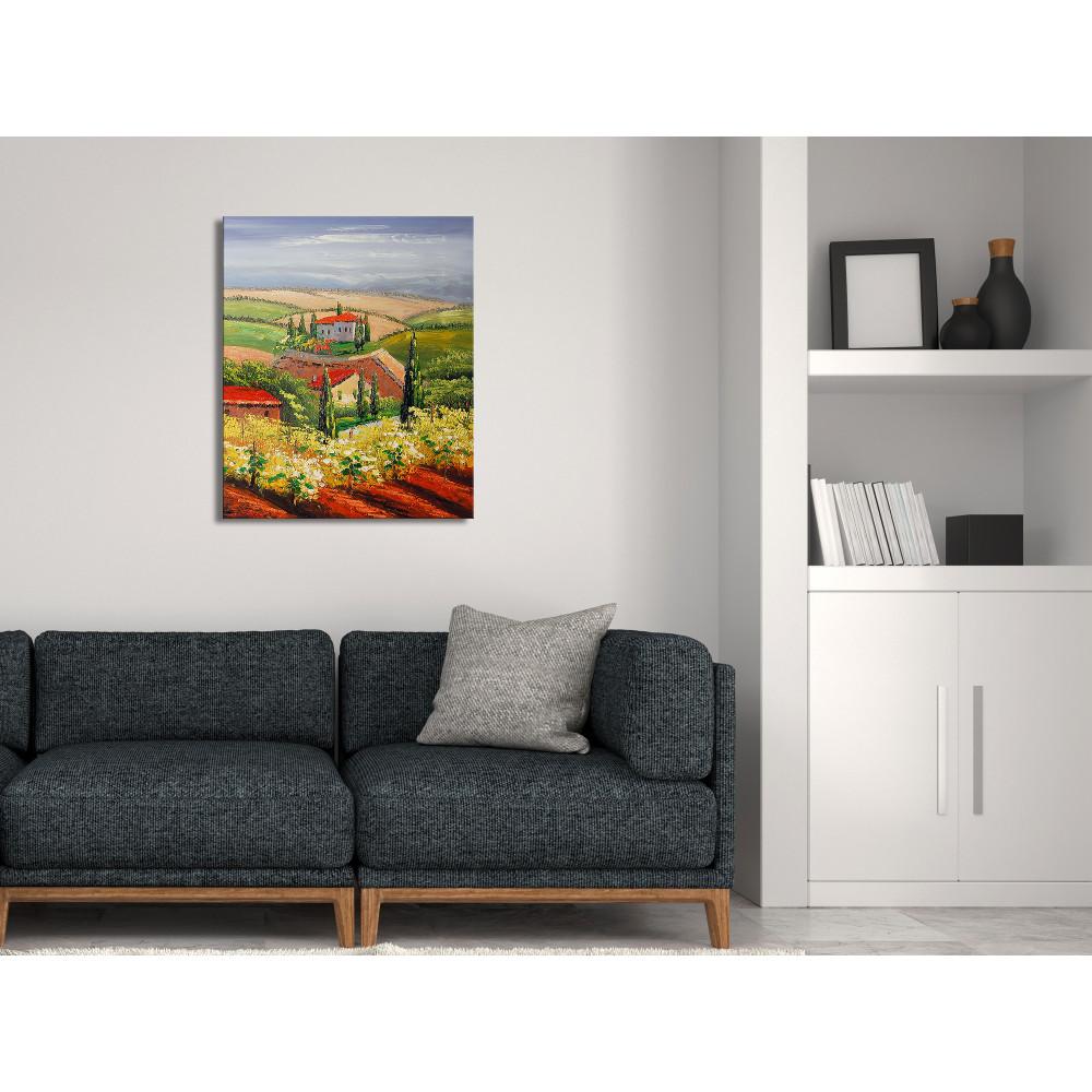 PI185EAT-02 - Paesaggio toscano