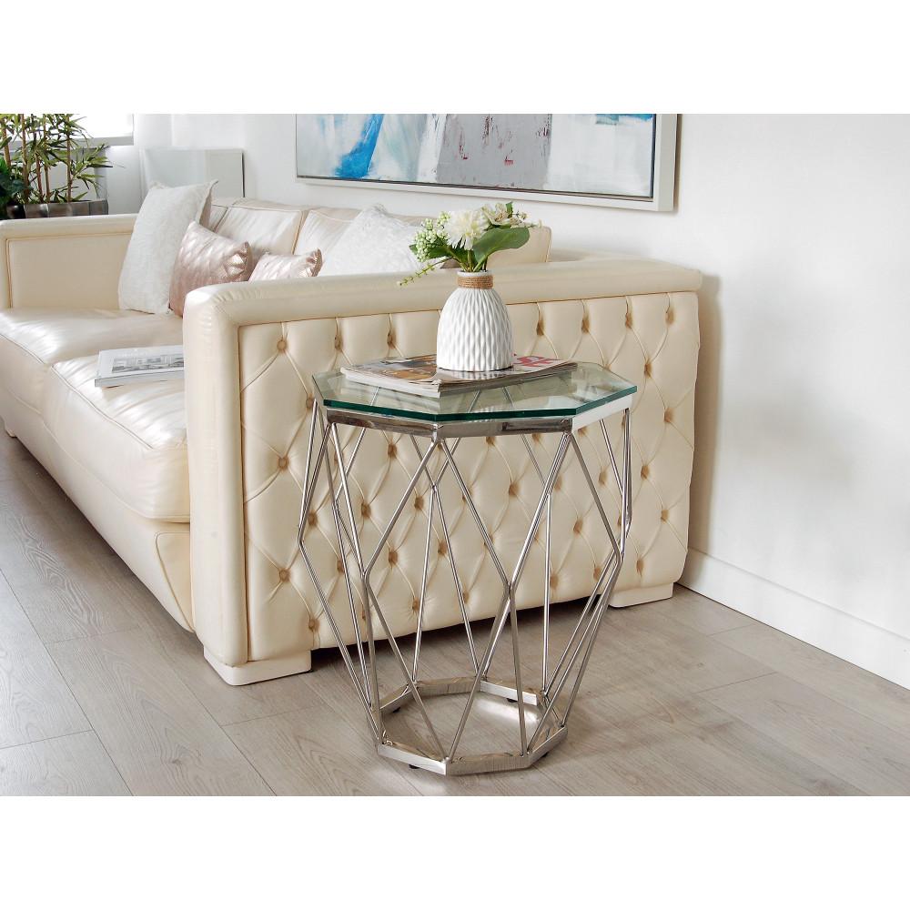SST006A - Tavolino da lato divano Diamond