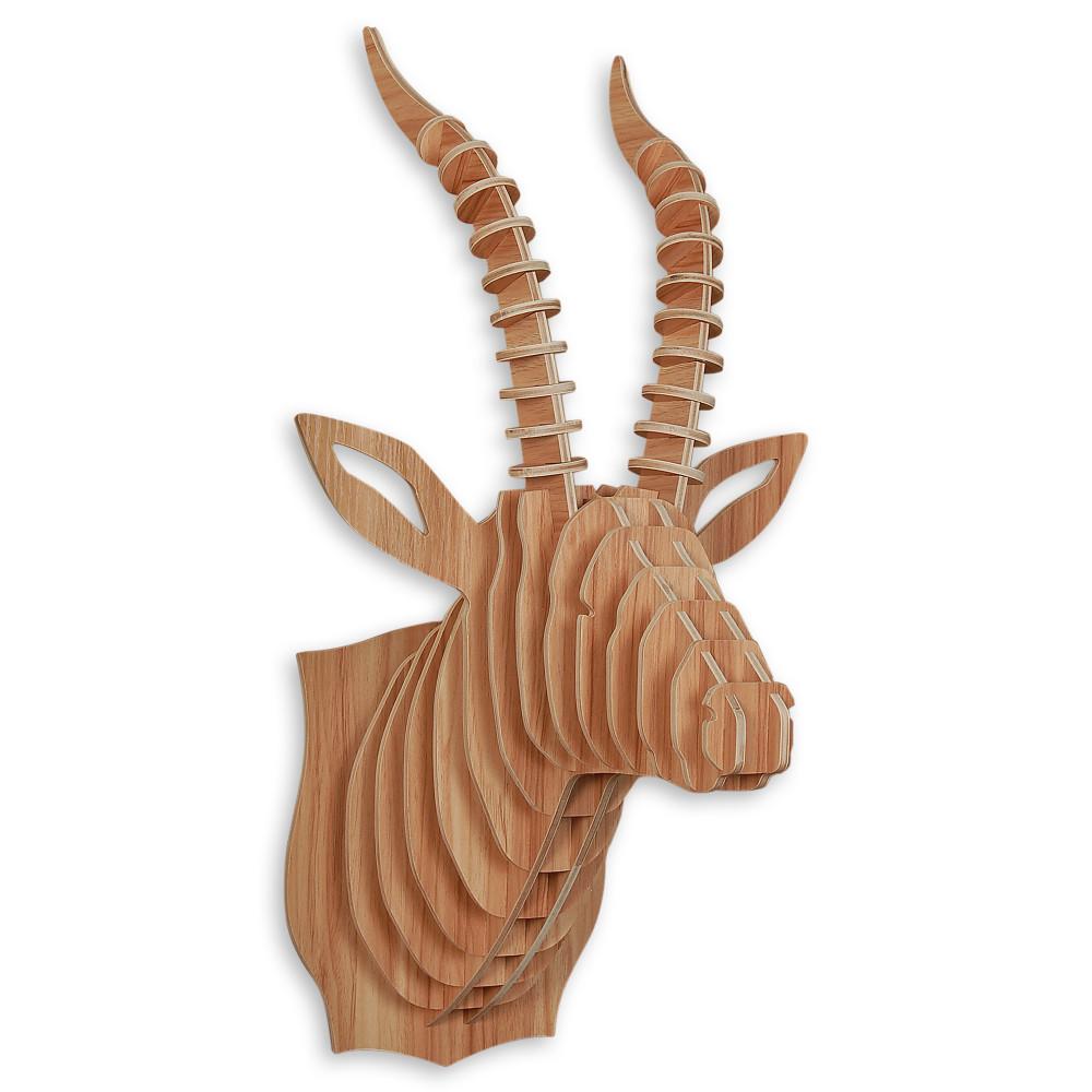 WD010MA - Puzzle in legno Capra faggio