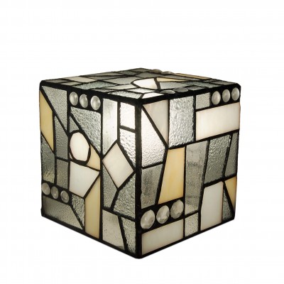 TA05083 - Abat-Jour cubo Autunno