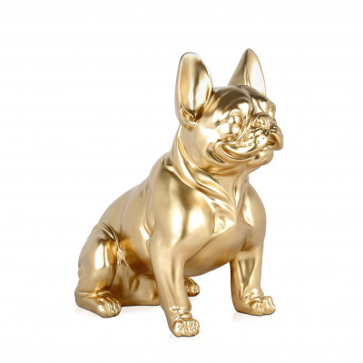 D4040EG - Sitting French Bulldog