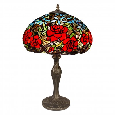 GF16414 - Table lamp floral