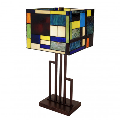 GS16653 - Table lamp multicolour landscape
