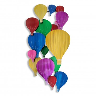 MP015A - Hot-air balloons