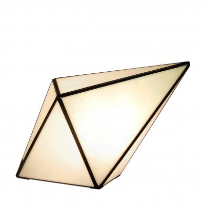 TT04001 - Geometric bedside table lamp