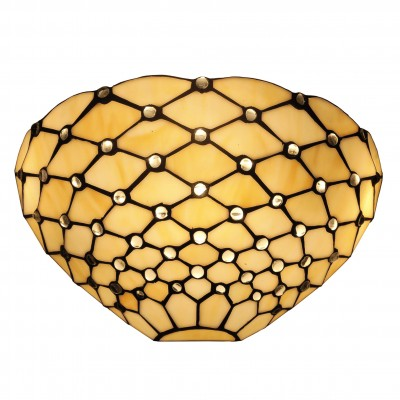 WA12027-1 - Wall lamp with gems