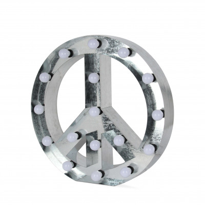 WML024A - Peace and love