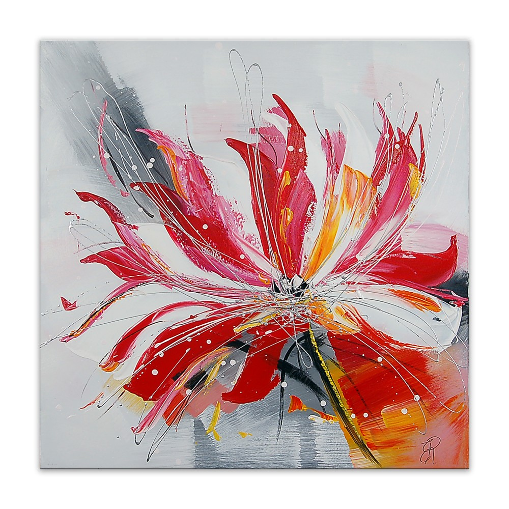 AS426X1 - Abstract flower