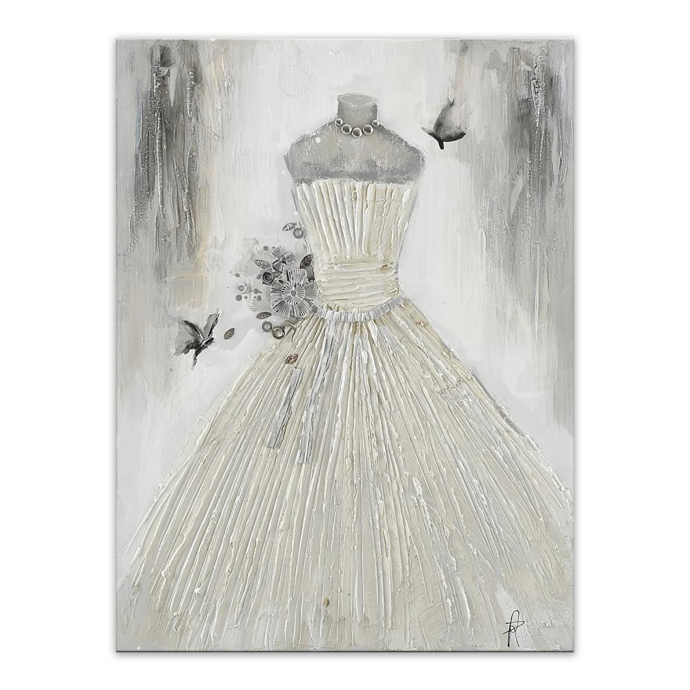 AS450X1 - White dress