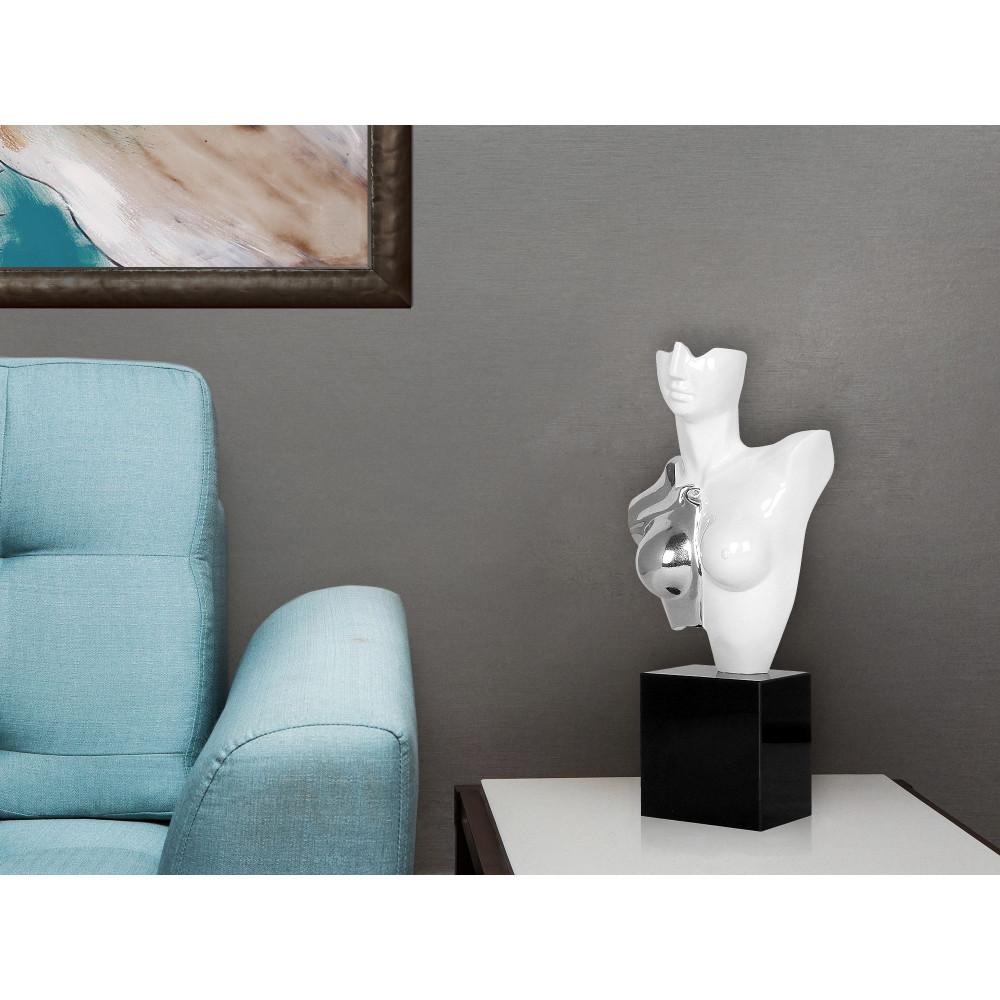 C2050HSW - Amazon bust