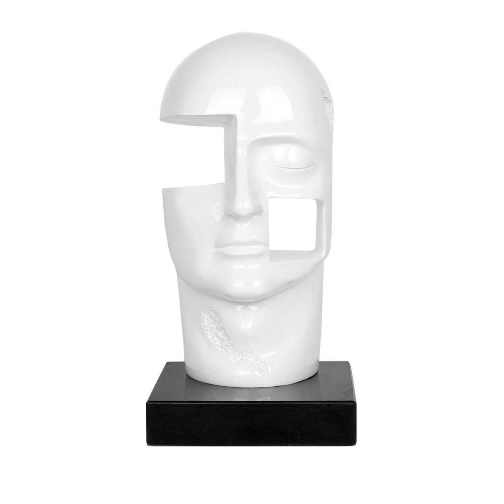 D2615PW - Surrealist head small