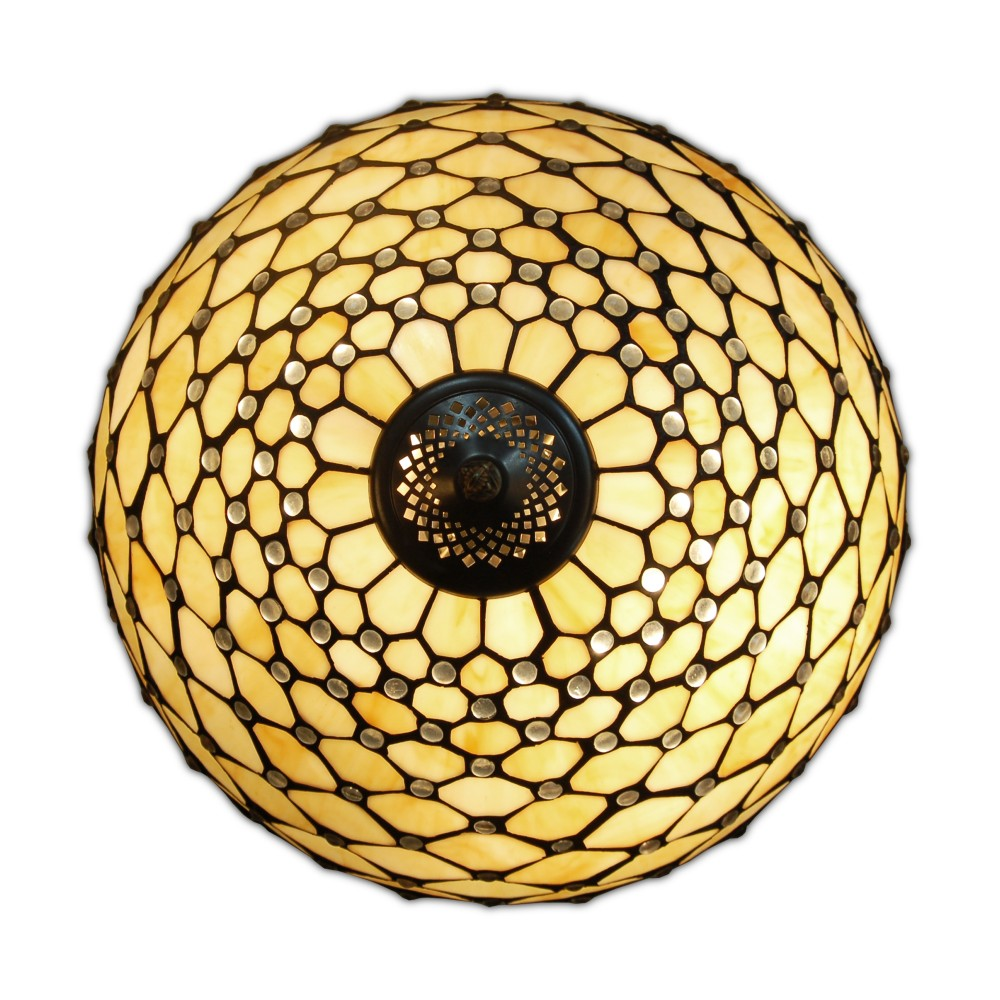 GA16028-2 - Table lamp with gems
