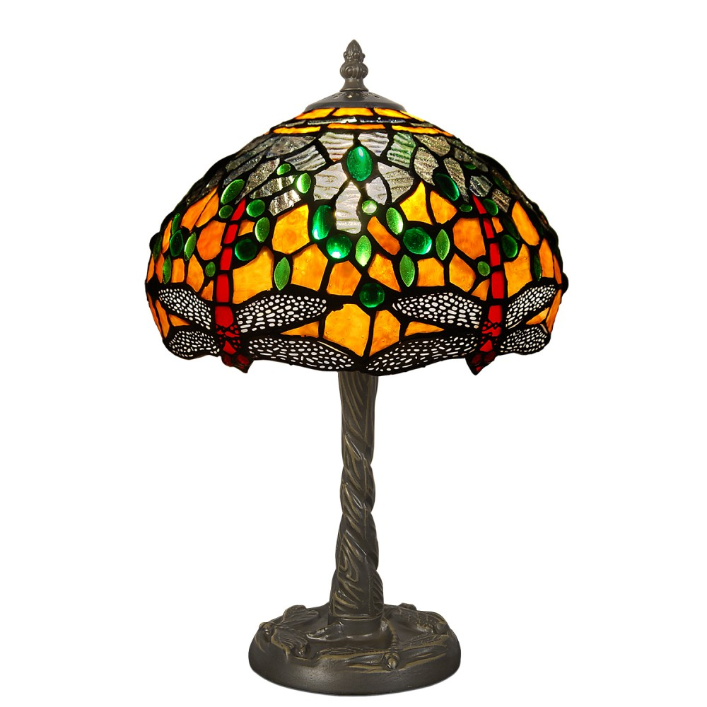GD10123 - Bedside table lamp dragonfly