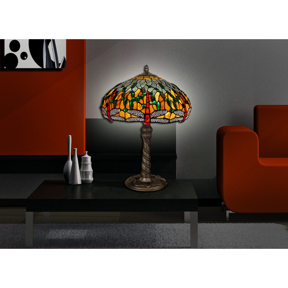 GD16123 - Table lamp dragonfly