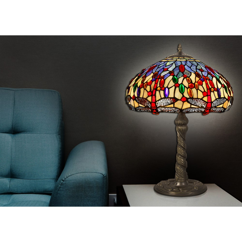 GD16244 - Table lamp dragonfly