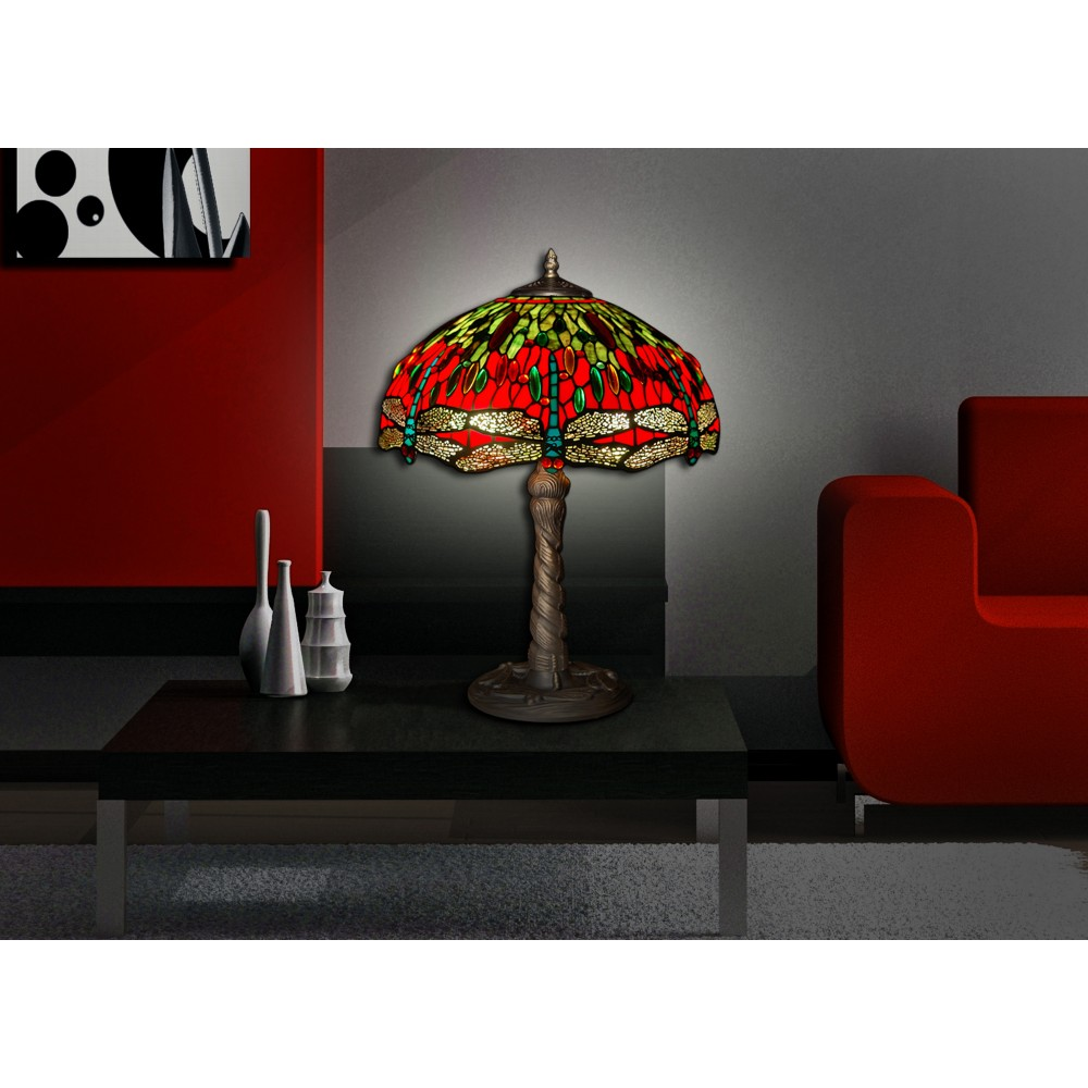 GD16322 - Table lamp dragonfly