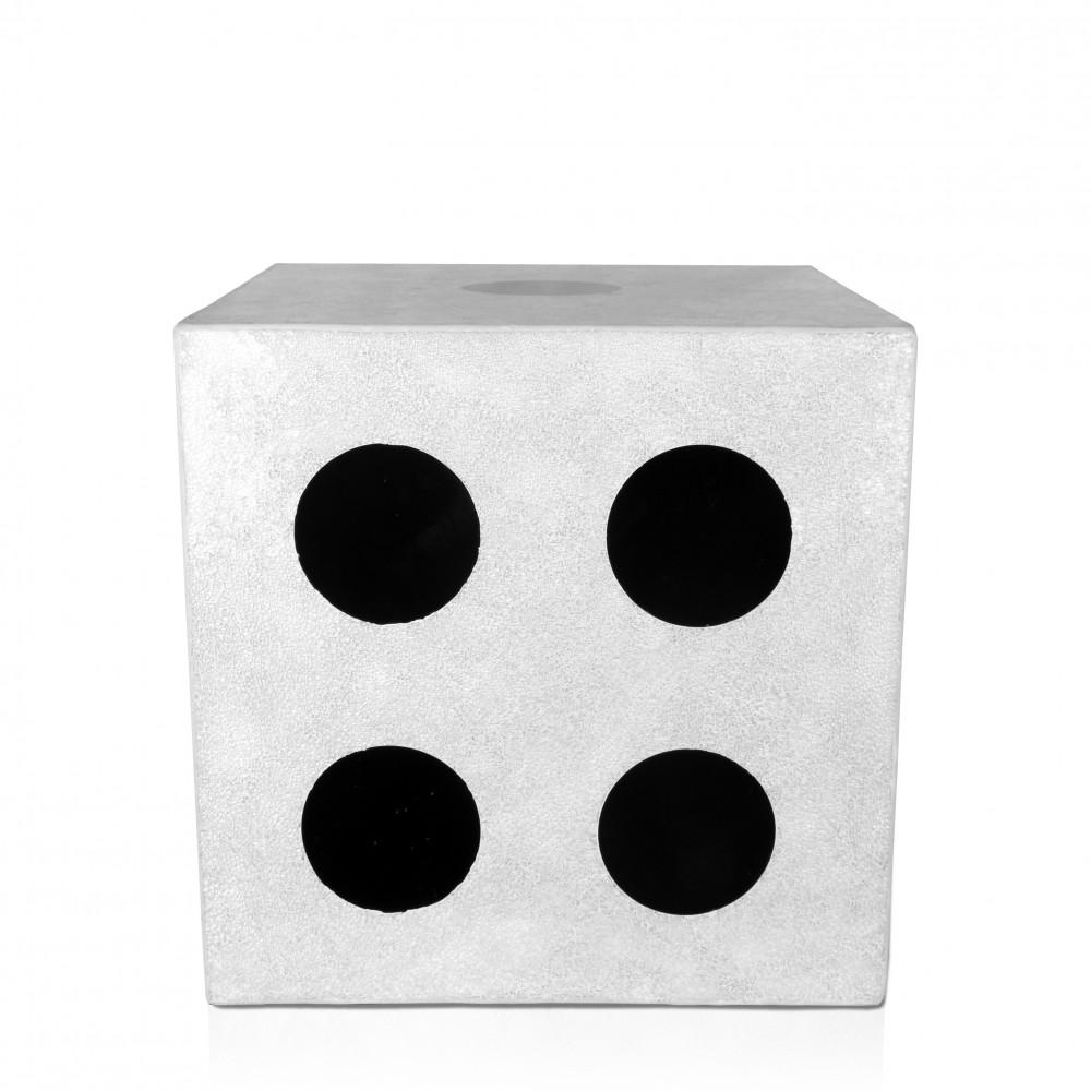 KT108CWB - Coffee table dice