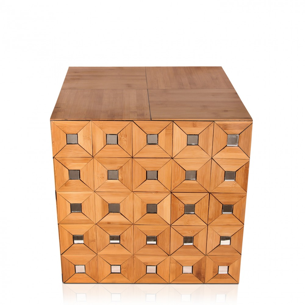 KT108MOM - Coffee table cube