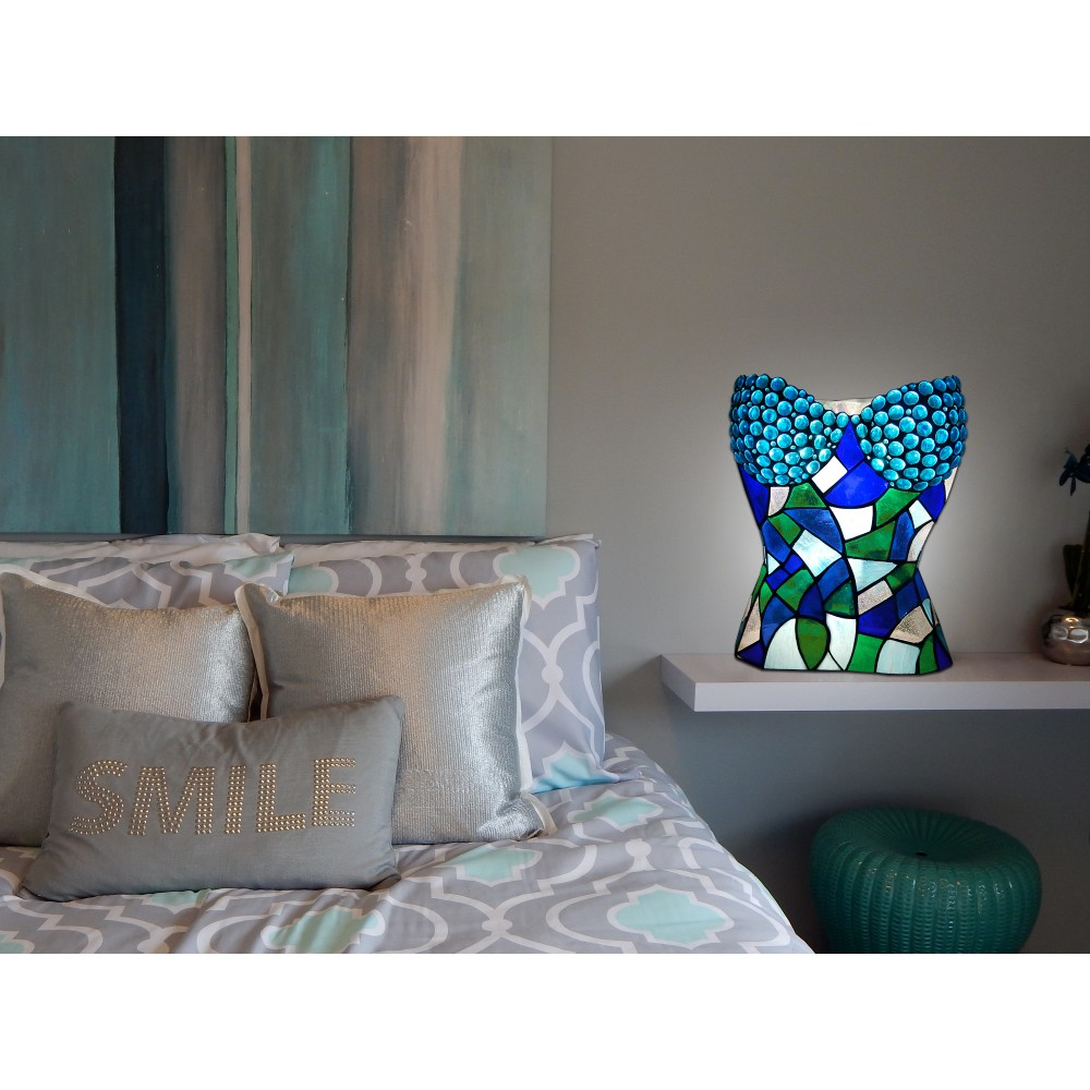 TS16308 - Sculpture table lamp bust
