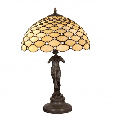 GM16893 - Lamp sculpture with gems