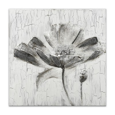 AS448X1 - Coquelicots blancs