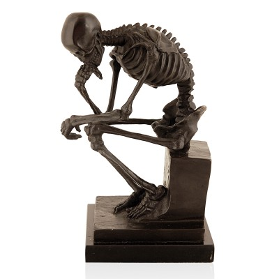 EP073 - Squelette penseur