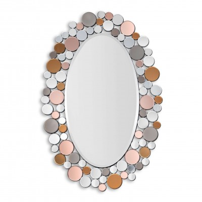HM029A12080 - Espejo círculos