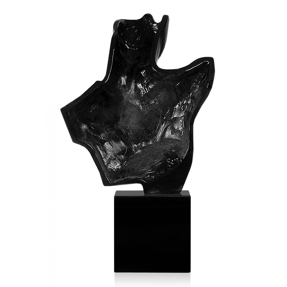 C3255HGB - Busto de guerrero