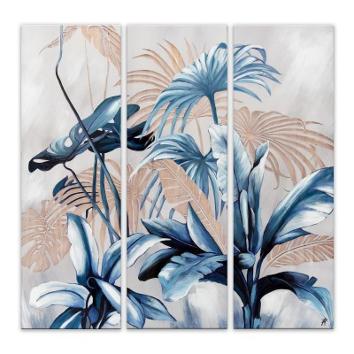 AS467TX1 - Tropische Blumen