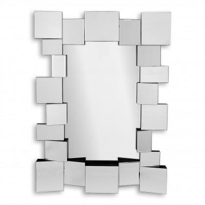 HM003A11080 - Spiegel mit Quadraten