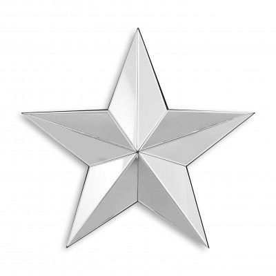 HM036A5050 - Spiegel mit Stern