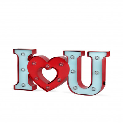 WML020A - I Love YOU