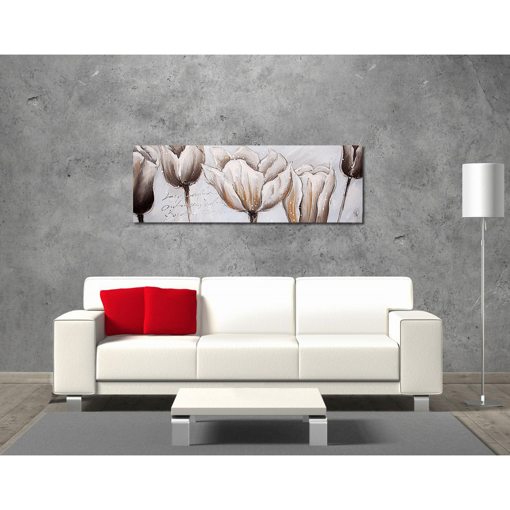 AS308X1 - Weiße Tulpen