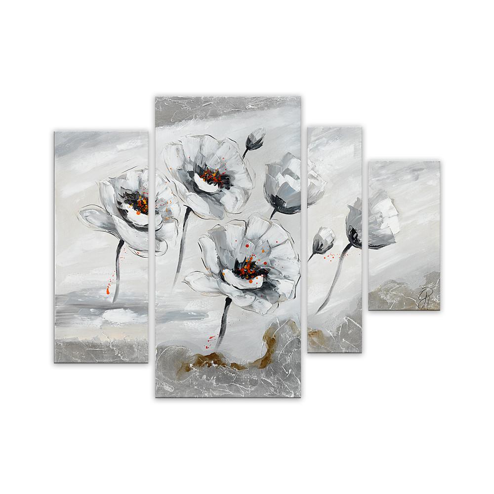 AS417QX1 - Weiße Blumen