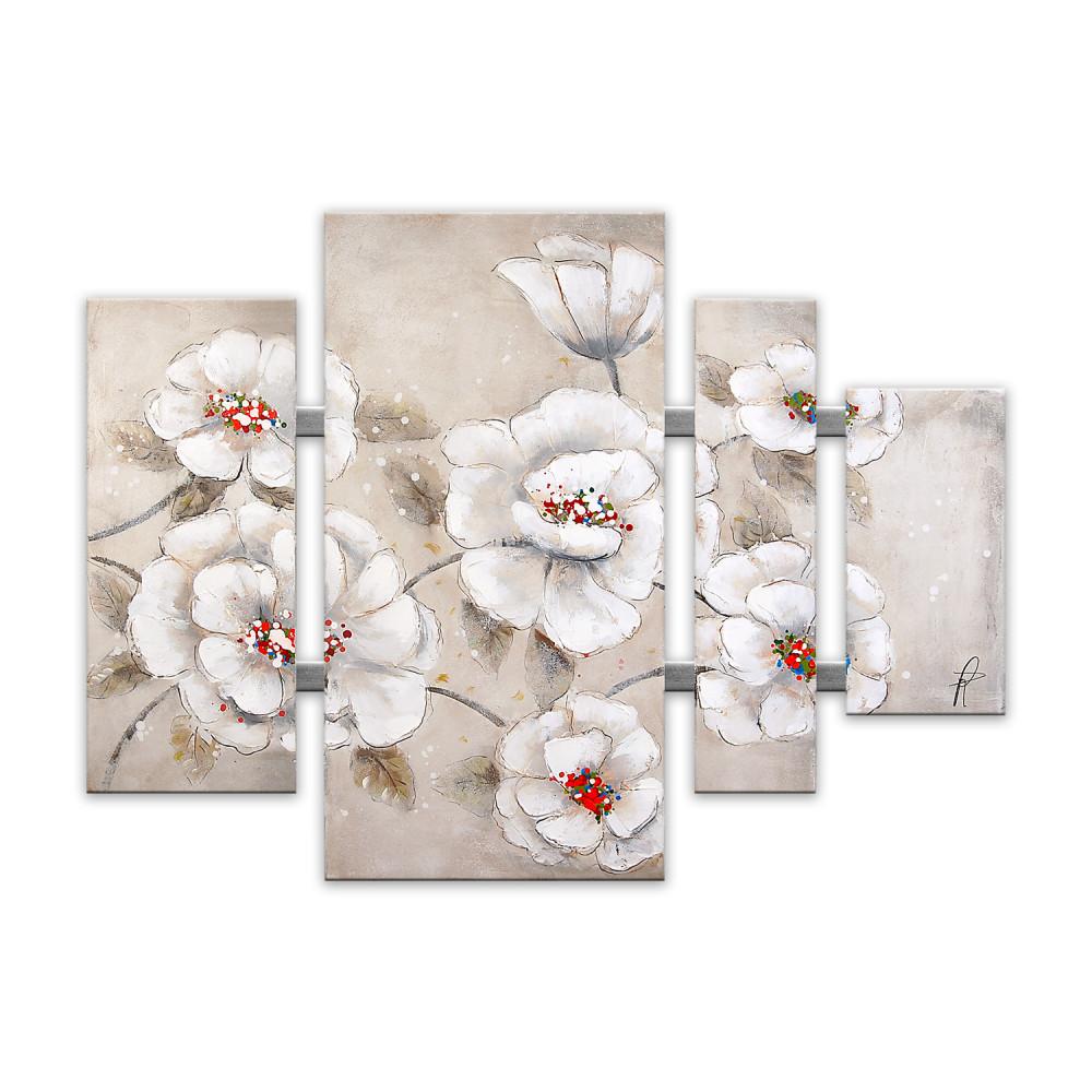 AS431X1 - Weiße Blumen