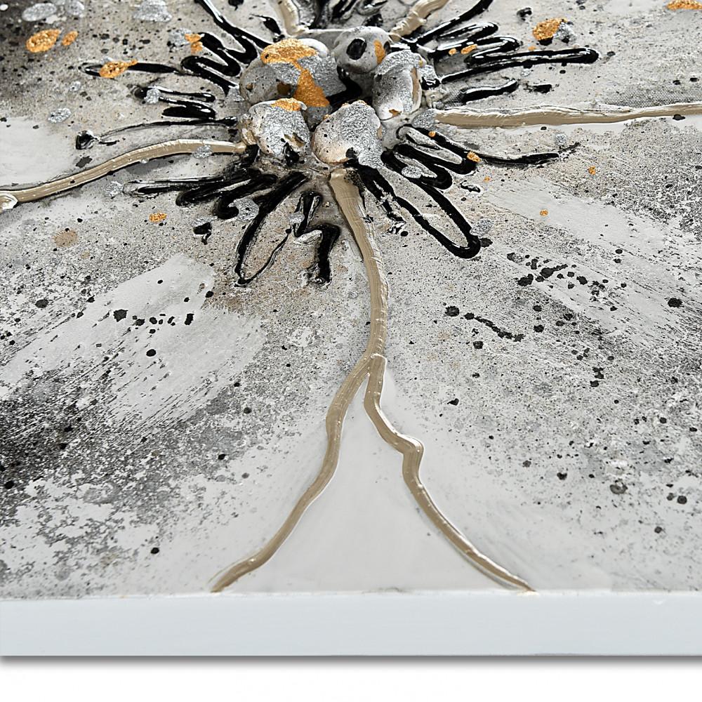 AS445X1 - Versilberte Blume