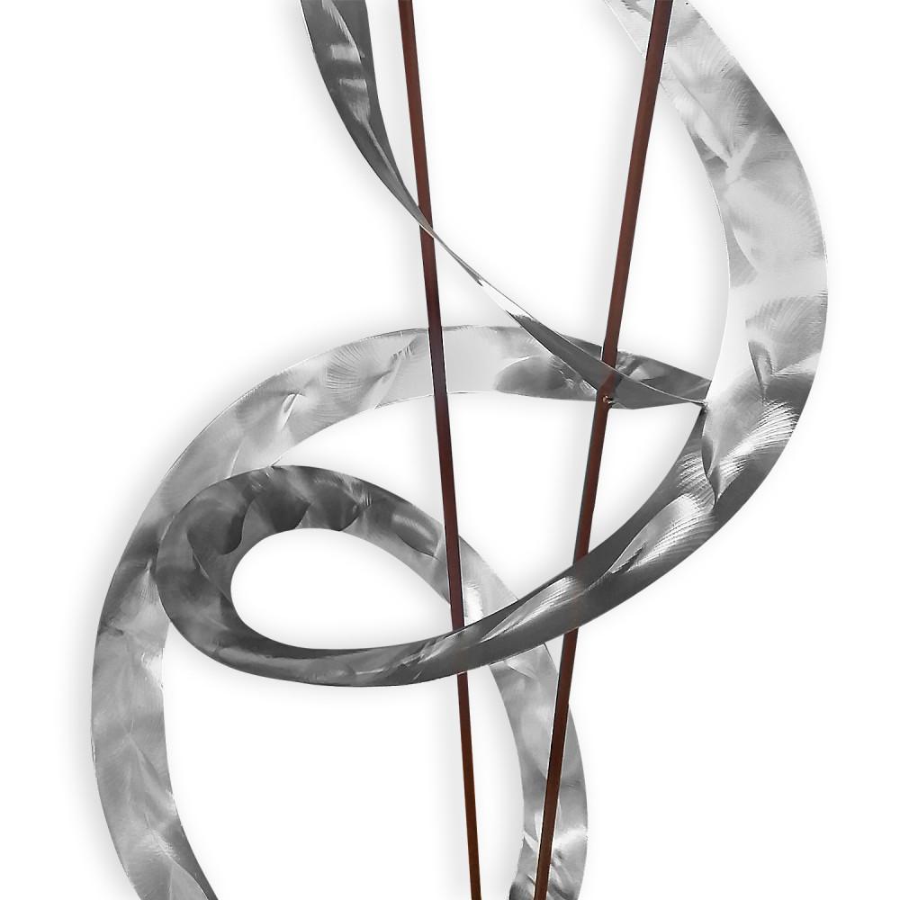 BS011A - Komposition aus Linien und Bändern