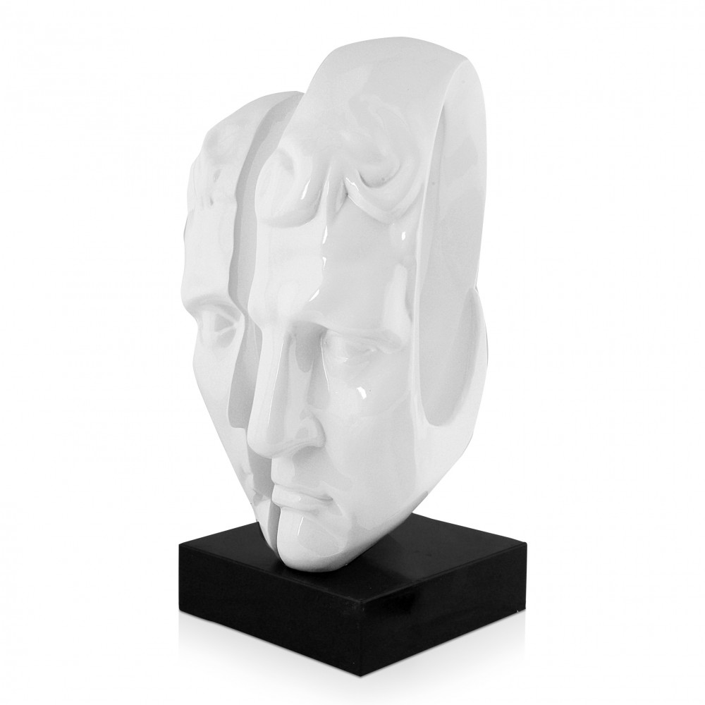 C6592PW - Surrealistischer Kopf