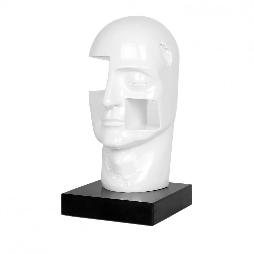 D2615PW - Kleiner surrealistischer Kopf