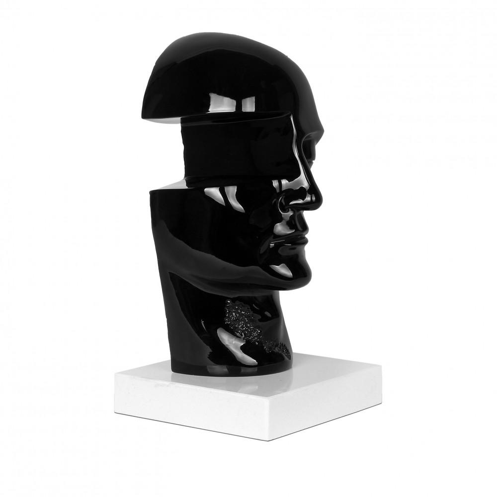 D5527PB - Surrealistischer Kopf