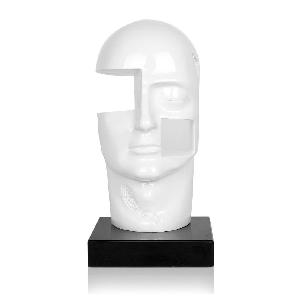 D5527PW - Surrealistischer Kopf