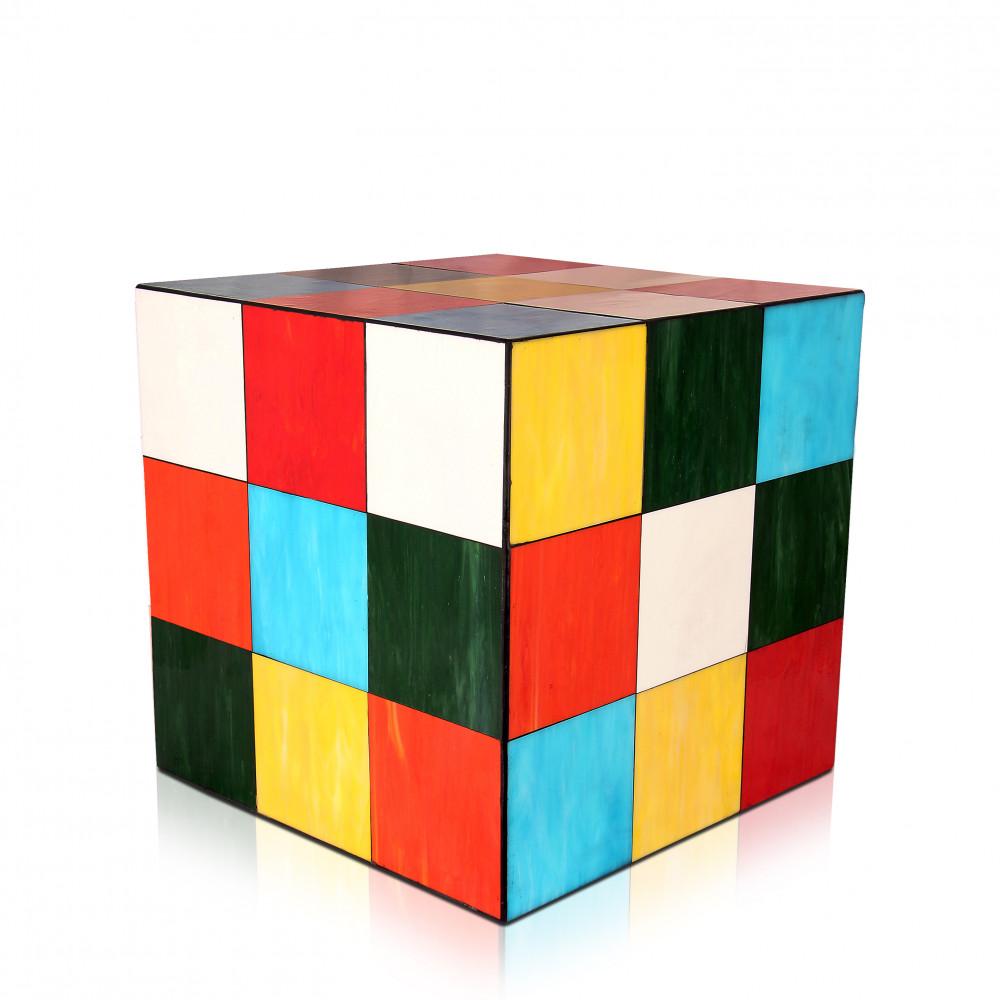 KT108MYB - Couchtisch Rubik-Kubus